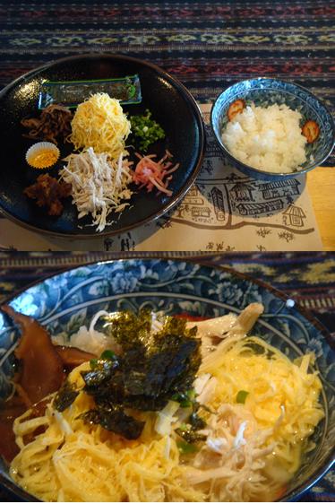奄美の鶏飯